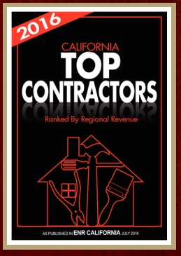 Engineering-News Record California - Top Contractors