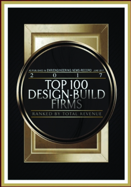 Engineering-News Record California - Top 100 DESIGN-BUILD FIRMS